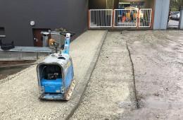 Ретке тее 1 строительство канализации